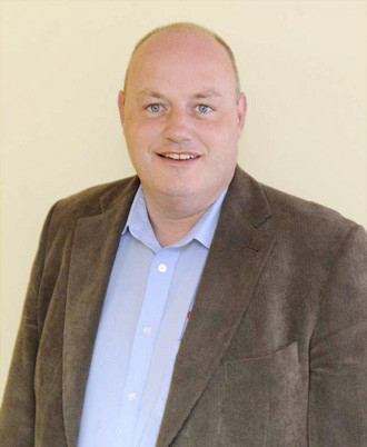 Ger O'Leary, Managing Director, All in One Event Hire