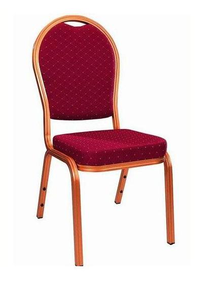 Red Banqueting Chair
